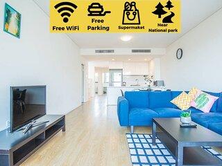 Stylish & Minimalism 3bd apartment in North Ryde