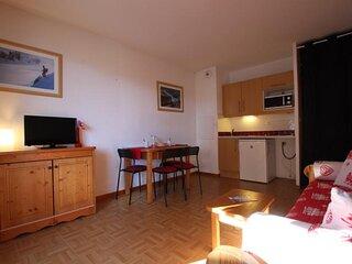Appartement - 1 pièce - 2 personnes - Puy Saint Vincent 1800