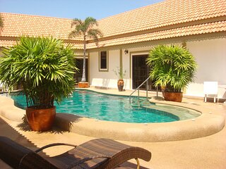 Exclusive Private Fully Enclosed 7 Bedroom Resort with Beautiful Pool