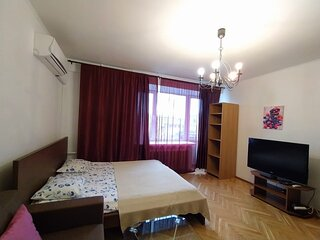 3 bedroom flat with view to Pushkin Square