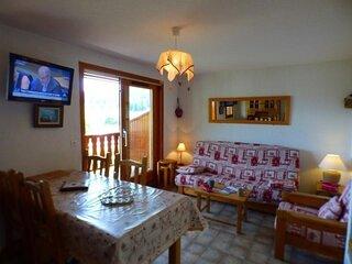 Confortable 2 pièces alcove de 32 m², classé 2**