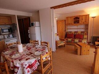 2 Pieces cabine 45 m2, oriente SUD.