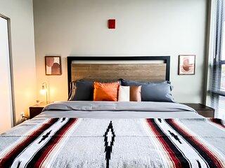 Urban AA Double King Bed Loft