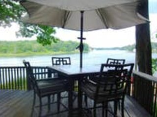 Countryside 3BR Home on Big Pine Island Lake, vacation rental in Rockford
