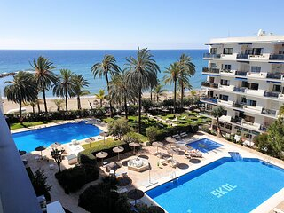 Super 1 Bedroom Duplex Apartment in Skol Marbella