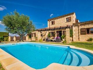 Petra Holiday Home Sleeps 5 with Pool and WiFi - 5874352