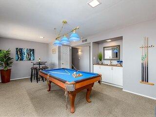 6 Bedroom Amenities Galore! Pool, Hot-Tub, Fire-Pit, Tee-Pee Room