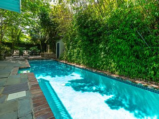 Serenity Overlooking Your Heated Pool One Block from King St