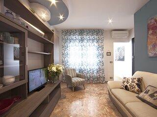 Fantastico e speciale appartamento in centro a Padova! 2 camere - 2 bagni