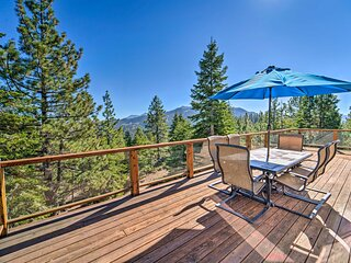 NEW! Stateline Home: 6 Mi to Heavenly & Lake Tahoe