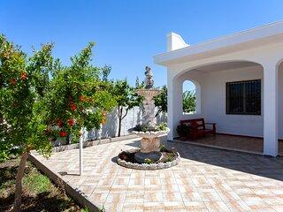 Bella villa vacanze a 2 passi dalla spiaggia m705