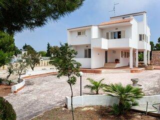 Grande villa mar Ionio per più famiglie m520
