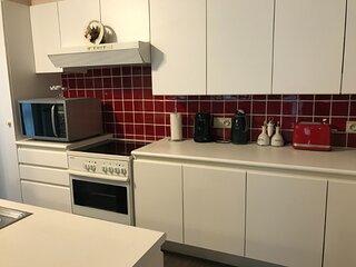 Prachtig, ruim appartement, ideaal gelegen in het bruisende van Blankenberge
