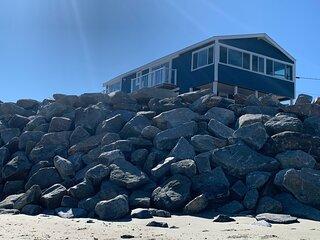 Kellie Ann's Breakwater, Oceanfront living