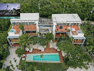 Tulsayab Luxury Development - Beachfront First Floor Apartment
