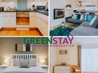 The Penthouse Newquay by Greenstay Serviced Accommodation ⭐️Sea Views ⭐️Beaches