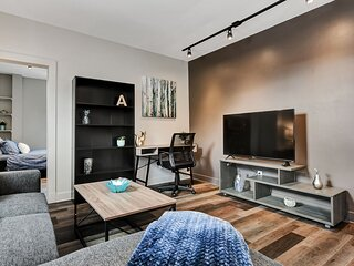Newly Renovated - Modern and Spacious 1BR - Near Downtown!