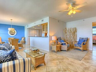 Waterfront, New Furniture, Great Kitchen, W/D,Free Wi-Fi, Cable & Phone, Beach C