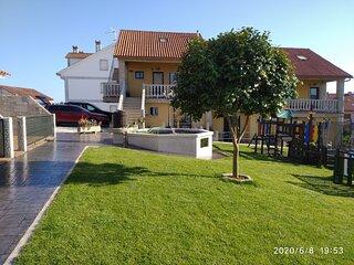 2 dormitorios y dos Baños con terrazas C01