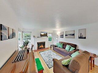 Cozy Wedgwood Home | Fireplace & Big Backyard | Walk to Eateries & Shops