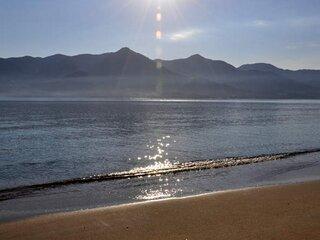 Casa em Meio a natureza a 100 metros da praia