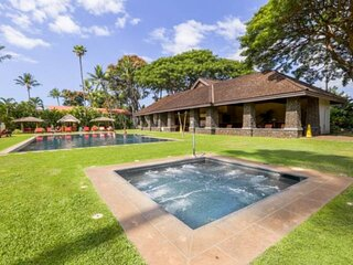 Heart of Lahaina-Infinity Saltwater Pool-BBQ -  Spring Dates OPEN- Free activiti