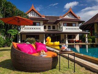 Baan Sanuk Pool Villa Phuket