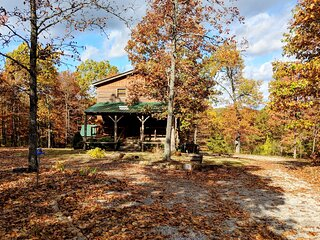 Jacob's Roost -wooded privacy on 7.5  acres