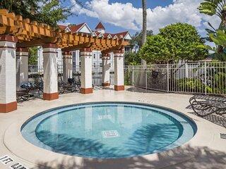 Ultimate Orlando Getaway! 1 Amazing 3BR Unit, Pool, Beach
