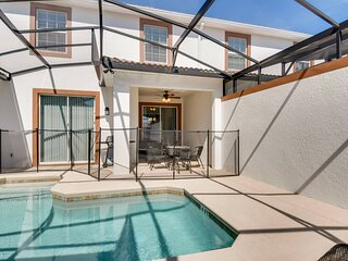 Beautiful townhome with Storey Lake included! 4812