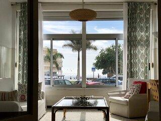 Apartamento de ensueno con vistas al mar