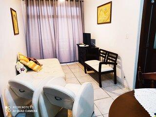 Excelente Apartamento de 3 Quartos à Beira Mar
