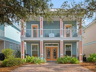 Destin 4 Bedroom Home at Villages of Crystal Beach! Lagoon Pool, Pet Friendly, W