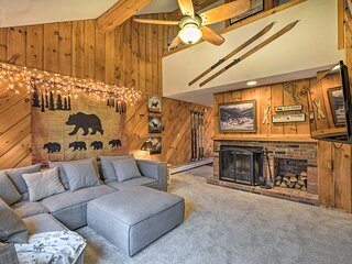 NEW! Dover Condo by Mt Snow, Perfect for Families!