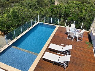 Relaxing Getaway in Ferradura Buzios - BUZ025
