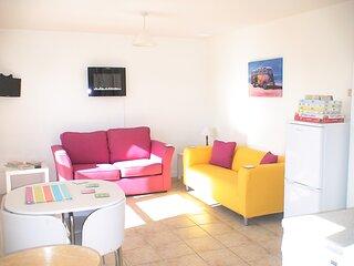 Family Self-Catering Ireland - Bundoran Beach Apartment - Sleeps 7 & Baby