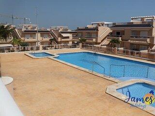 Grd Flr Apt Vista Azul VIII  Pool (in/out )SpaPP17