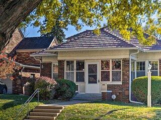 NEW! 'Twin Ridge' Omaha House w/ Screened-In Porch