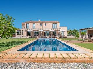 La Torre de Aumallia de Mallorca es una villa rural de lujo con SPA, baño turco