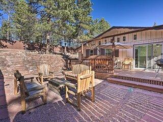 NEW! Mountain Getaway w/ Private Hot Tub + Views!