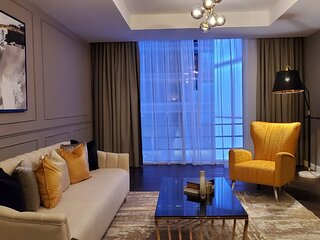 Newly Furnished 3 Beds in Limestone House, DIFC