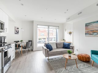 BRAND NEW - Upscale 3BR Apartment - Steps from High Park!