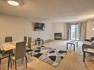 NEW! Apartment w/ Balcony: 2 Mi to Loon Mtn Skiing