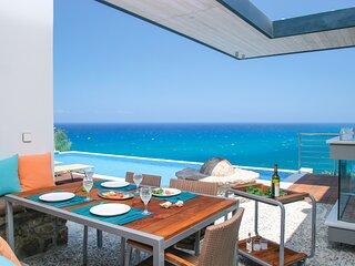 Nea Dimmata Villa Sleeps 6 with Pool and Air Con - 5218073