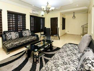 New Beautiful Four Bedroom Duplex in Omole Estate