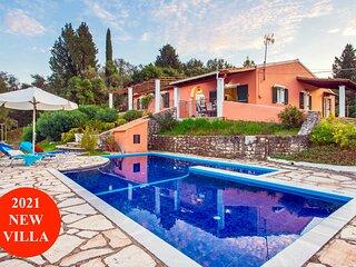 Villa Anatoli with private pool