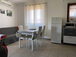 Appartamento Gray, bivano piano primo con veranda