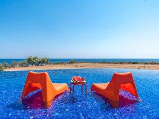 Kounopetra Villa Sleeps 10 with Pool - 5836014
