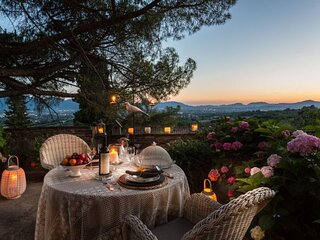 Sant'Andrea in Caprile Villa Sleeps 2 with Pool and WiFi - 5840847