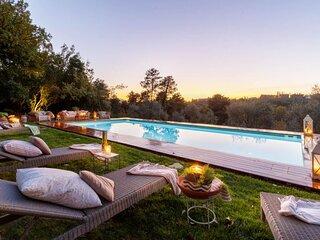 San Gennaro I Villa Sleeps 12 with Pool Air Con and WiFi - 5840850